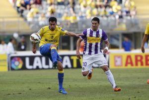 UD Las Palmas - Real Valladolid: puntuaciones del Real Valladolid, vuelta semifinal playoff