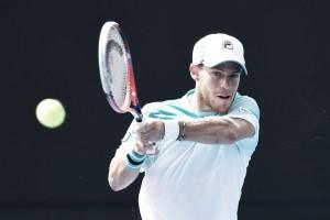 Diego Schwartzman repite en la cuarta ronda de un Grand Slam