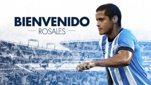 Roberto Rosales se convierte en la cuarta incorporación blanquiazul