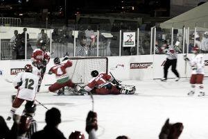 Mexico gana plata en Mundial Sub 18 de hockey sobre hielo