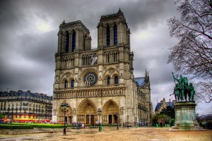 Los secretos alquímicos de la catedral de Notre-Dame de París