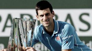 Novak Djokovic retains BNP Paribas Open title after thriller with Roger Federer