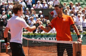 French Open: Djokovic Outlasts Murray To Reach Final