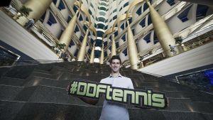 """Novak Djokovic: """"Todavía puedo mejorar y llegar a mi mejor nivel de juego"""""""