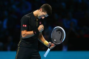 Nadie puede con Djokovic