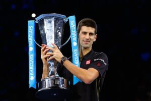 Novak Djokovic, Maestro sin jugar la final