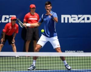 Rogers Cup - ATP Toronto, il programma di mercoledì: esordio per Djokovic, di nuovo in campo Fognini