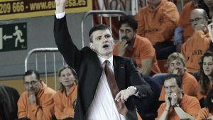 El mejor entrenador del mes de noviembre se llama Velimir Perasovic