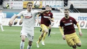 SC Paderborn 07 1-2 SC Freiburg: Schwarzwald side seal Bundesliga return after thrilling second half