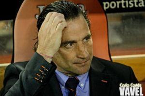 El Valencia prescinde de Juan Antonio Pizzi
