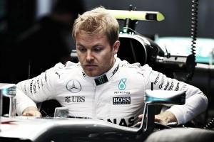 """Nico Rosberg: """"Ha sido un comienzo sólido del fin de semana"""""""