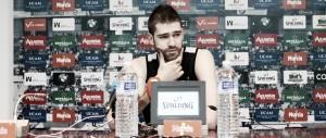 "Radovic: ""Debemos salir duros, porque podemos tener probemas"""