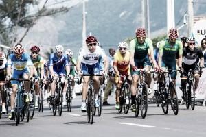 Lauro Chamun conquista prata na prova de estrada do Ciclismo