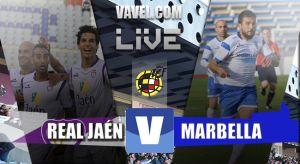 Real Jaén-Marbella en directo online (0-0)
