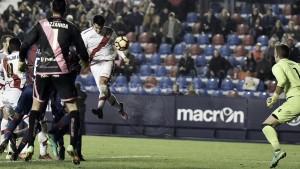 Análisis post partido Levante vs Rayo: ni con tres 'nueves'