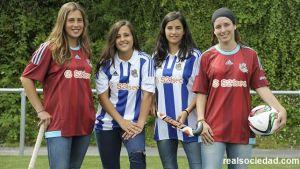 La Real Sociedad arranca la temporada con nuevo patrocinador