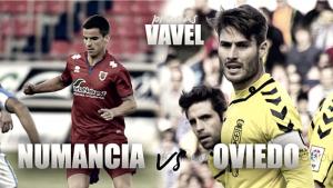 Previa Numancia - Real Oviedo: Tres puntos para soñar
