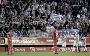 El Real Valladolid acaba con el Numancia en Los Pajaritos