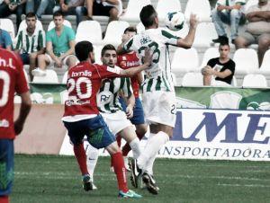 Córdoba CF - Numancia: duelo directo por el ascenso