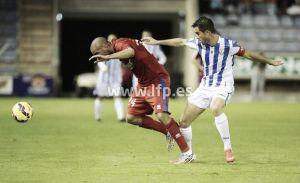 El Leganés perdona en Soria los primeros tres puntos a domicilio