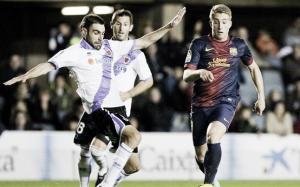CD Numancia - FC Barcelona B: sin urgencias en Los Pajaritos