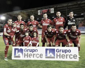 Ojeando al rival: CD Numancia