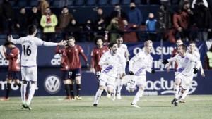 El Numancia, rival directo por los playoffs
