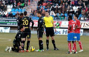 Las Palmas - Numancia: tren para la promoción de ascenso