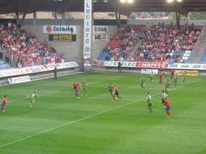 Sporting de Gijón - Numancia: duelo directo en El Molinón