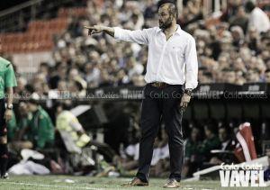 """Nuno: """"La decisión está tomada, vamos a cambiar el césped de Mestalla"""""""