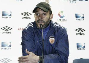 """Nuno: """"Debemos aprovechar el partido para consolidarnos como equipo"""""""