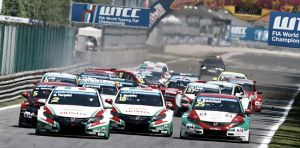 La prima volta del FIA WTCC al Nurburgring sulla Nordschleife