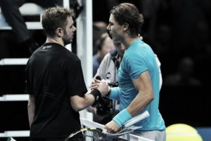 Roma: Wawrinka abbatte Nadal, sorpresa Gavrilova tra le donne