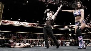 Nikki Cross va a por Baszler