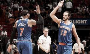 Nba, i Knicks vincono a Miami. Bulls k.o. a Detroit