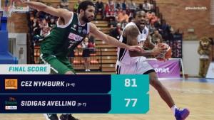 Basketball Champions League: Avellino gioca a sprazzi, Ray la punisce
