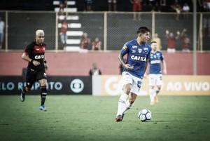 Sem progredir no ataque, Cruzeiro fica perto de melhorprimeiro turno dos último três anos