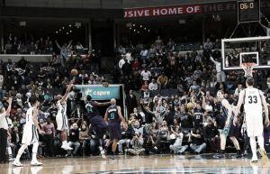 I Grizzlies si sbarazzano degli Hornets dopo due overtime