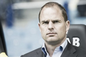 Inter appoint Frank De Boer as their new manager