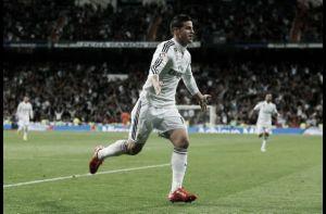James Rodríguez se apunta un golazo y otra victoria para el Real Madrid