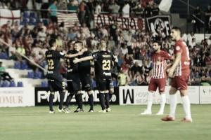 El UCAM Murcia vence y convence ante el Almería