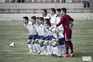 Fotos e imágenes del Real Zaragoza B - SD Ejea de la jornada 38ª de Tercera División grupo XVII