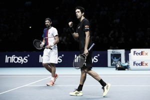 ATP World Tour Finals: Kubot/Melo put on dominant display to qualify for the semifinals