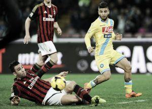 AC Milan - SSC Nápoles: hora de despertar