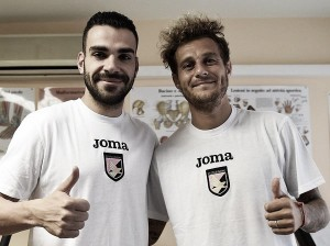 Palermo complete double signing in Diamanti and Bruno Henrique