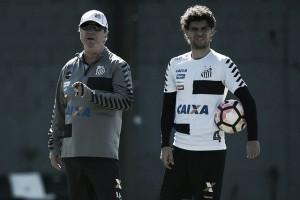 Sem alguns titulares, Santos relaciona jogadores para jogo contra Atlético-MG