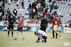 Fotos e imágenes del Real Zaragoza 0-3 Girona FC, jornada 31 de Segunda División