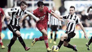 Southampton - Newcastle United: la hora de coger impulso