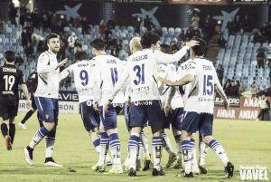 Fotos e imágenes del Real Zaragoza - CD Leganés de la 21ª jornada de la Liga Adelante