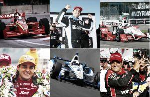 Las conquistas de Juan Pablo Montoya en la IndyCar